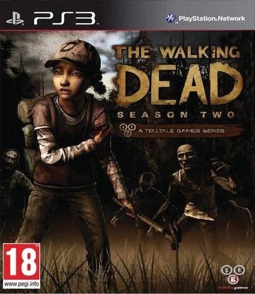 PS3 The Walking Dead - Season 2