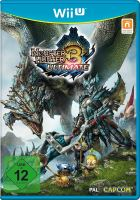 Nintendo Wii U Monster Hunter 3