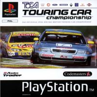 PSX PS1 TOCA Touring Car Championship