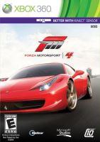 Xbox 360 Forza Motorsport 4 (CZ)