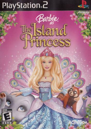 PS2 Barbie as the Island Princess