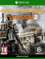 Xbox One Tom Clancys The Division 2 Gold Edition (nová) (CZ)
