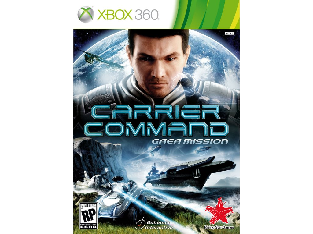 Xbox 360 Carrier Command