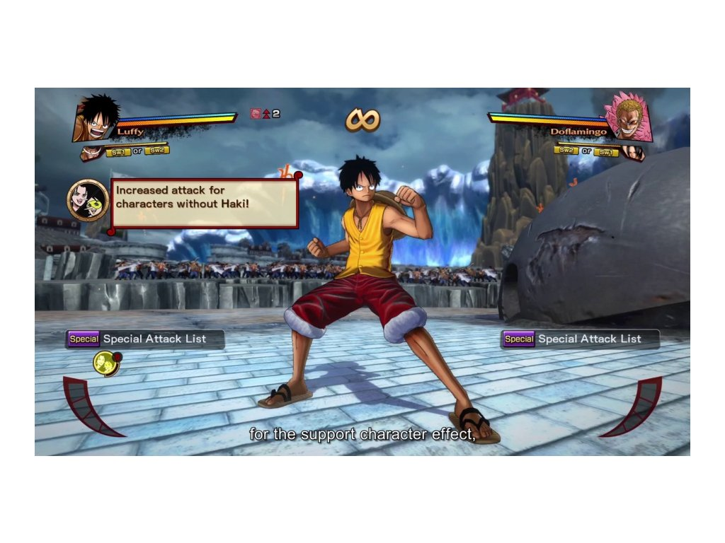 Xbox One One Piece Burning Blood