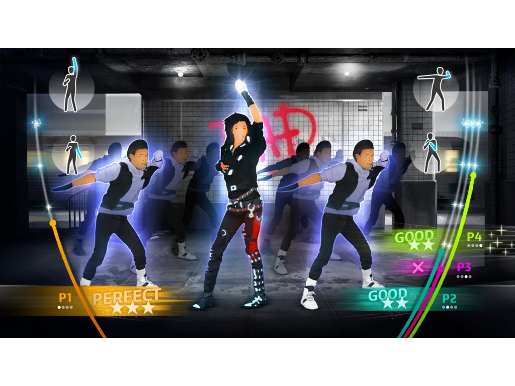 PS3 Michael Jackson The Experience