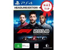 PS4 F1 2018 - Headline Edition (nová)