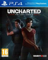 PS4 Uncharted: The Lost Legacy (CZ) (nová)