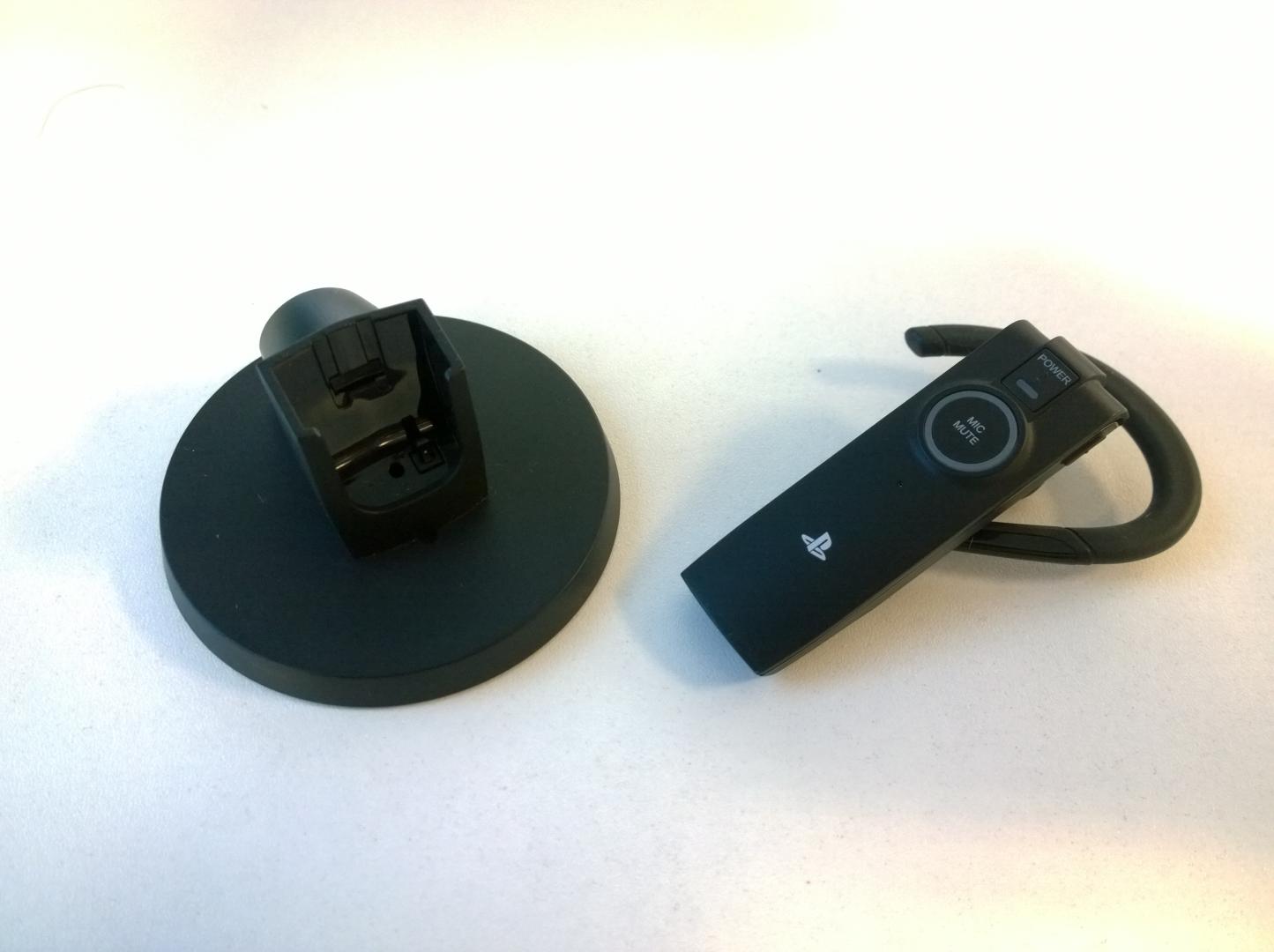 [PS3] Originální Sony Headset velký (uvolněný držák ucha)