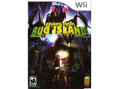 Nintendo Wii Escape from Bug Island