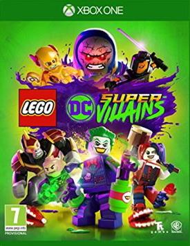 Xbox One Lego DC Super Villains (nová)