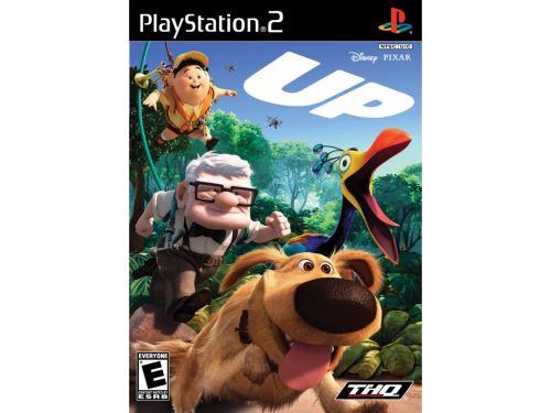 PS2 Disney - Vzhůru Do Oblak - Up! (DE)