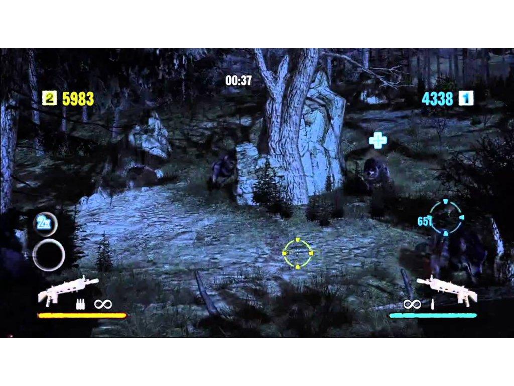 Xbox 360 Cabela's Dangerous Hunts 2011