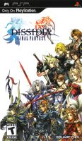 PSP Dissidia Final Fantasy