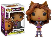 Funko POP! Clawdeen Wolf - Monster High (nová)