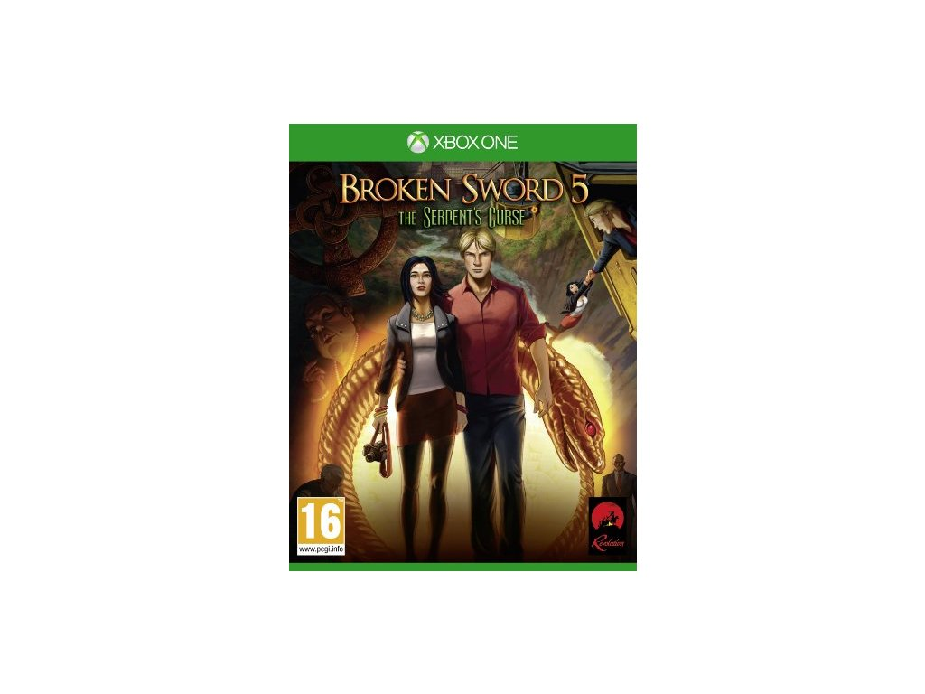 Xbox One Broken Sword 5: The Serpent's Curse (nová)