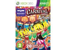 Voucher Xbox 360 Carnival Games In Action