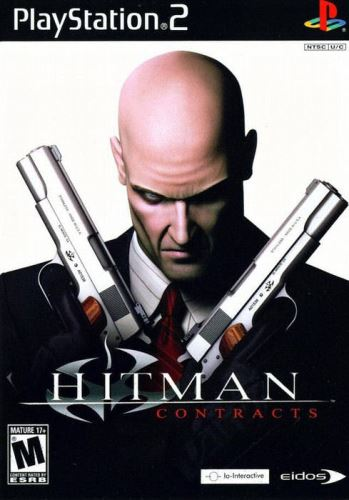 PS2 Hitman Contracts (DE)