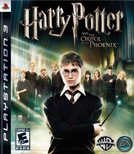 PS3 Harry Potter A Fénixův Řád (Harry Potter And The Order Of The Phoenix)