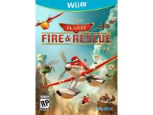Nintendo Wii U Planes: Fire and Rescue