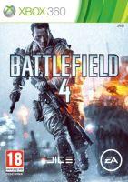 Xbox 360 Battlefield 4 (CZ)