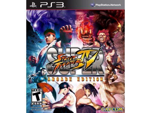 PS3 Super Street Fighter 5 Arcade Edition