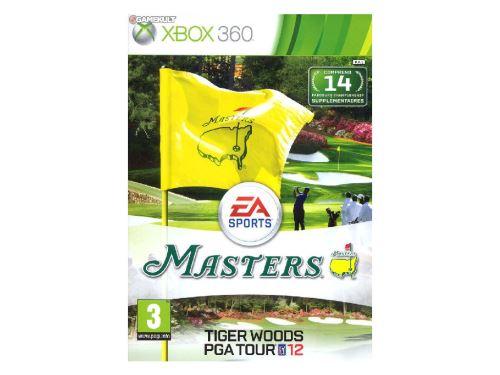 Xbox 360 Tiger Woods PGA Tour 12 - The Masters
