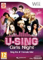 Nintendo Wii U-Sing Girls Night