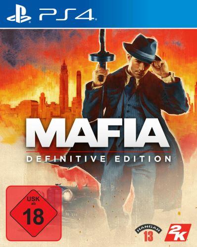 PS4 Mafia Definitive Edition (CZ) (Nová)