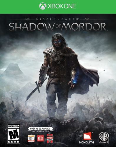 Xbox One Middle Earth Shadow Of Mordor