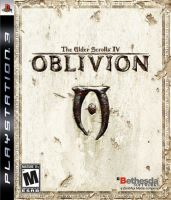 PS3 The Elder Scrolls 4 Oblivion Goty