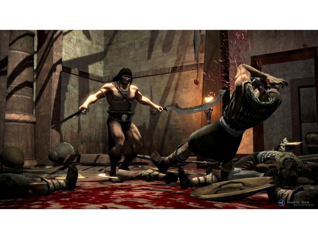 Xbox 360 Conan