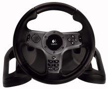 [PS3|PC] Samostatný volant Logitech Driving Force Wireless Wheel