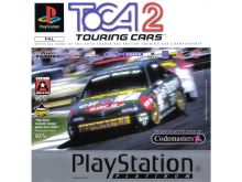 PSX PS1 TOCA 2 Touring Cars