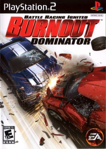 PS2 Burnout Dominator