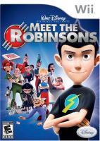 Nintendo Wii Meet The Robinsons