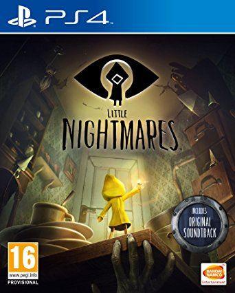 PS4 Little Nightmares
