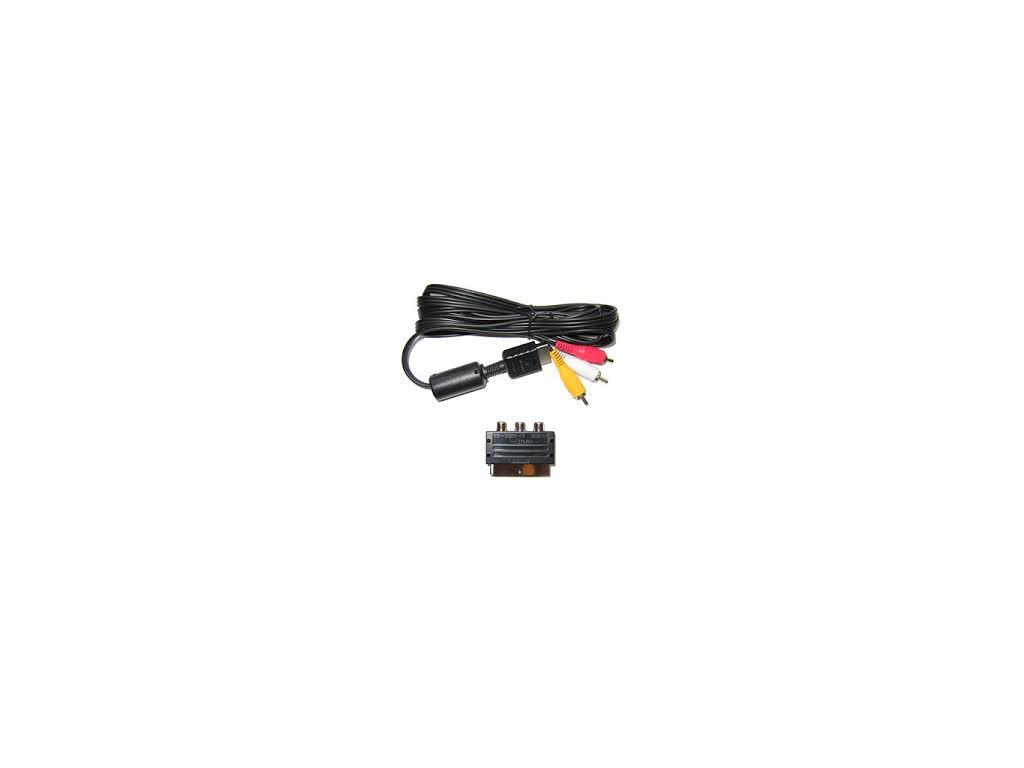 PSX Kabel AV + přechodka SCART