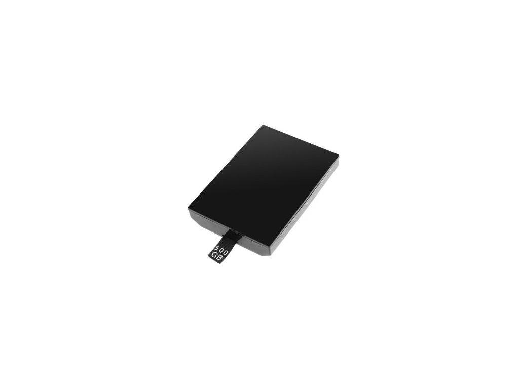 [Xbox 360] HDD 500 GB (nový)