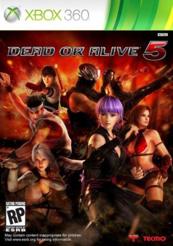 Xbox 360 Dead Or Alive 5
