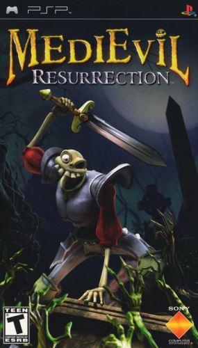 PSP MediEvil Resurrection