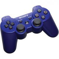[PS3] Bezdrátový Ovladač Sony Dualshock - modrý
