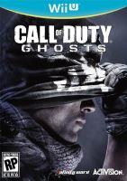 Nintendo Wii U Call Of Duty Ghosts (nová)