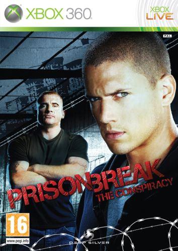 Xbox 360 Prison Break The Conspiracy