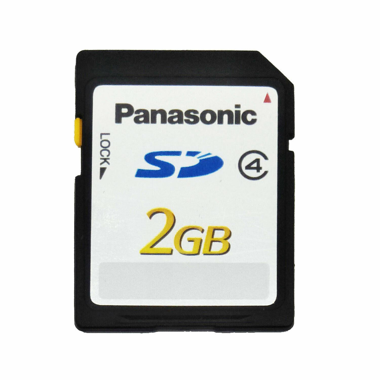 [Nintendo 3DS|2DS] Paměťová Karta Panasonic SDHC 2GB