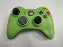 [Xbox 360] Bezdrátový Ovladač Microsoft - zelený (estetická vada)