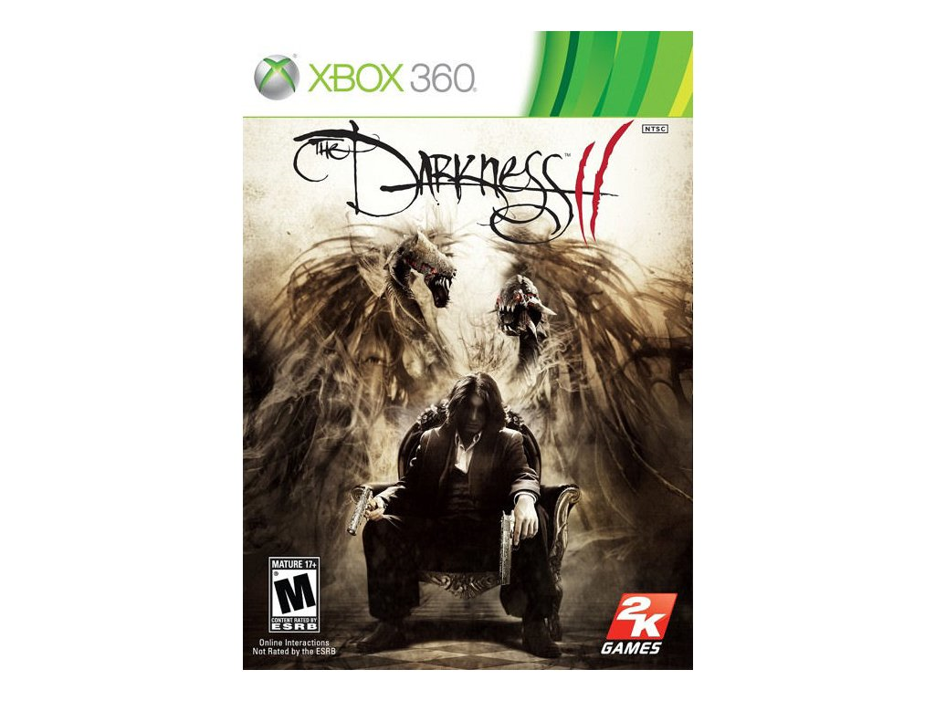 Xbox 360 The Darkness 2