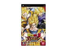 PSP Dragon Ball Z - Shin Budokai 2