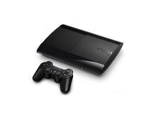 PlayStation 3 12 GB Super Slim - Carbon (estetická vada)