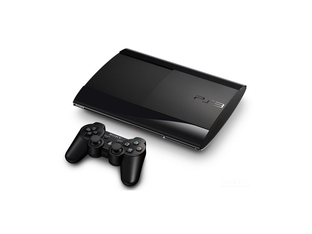 PlayStation 3 12 GB Super Slim