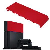 [PS4] Faceplate - červený